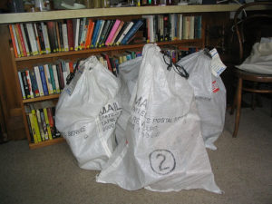 Shipping Books