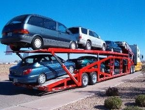 Ship a car via auto movers