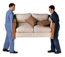Shipping home furniture