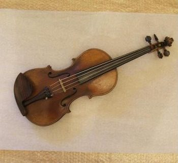 how to pack a violin