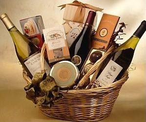 Ship a Personalized Wine Basket