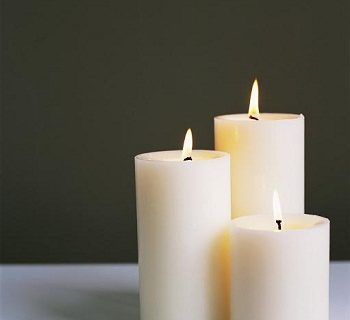 how to ship Lighted Candles