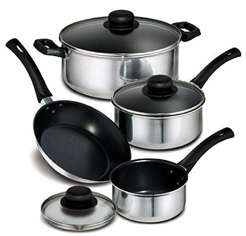 Ship cookware