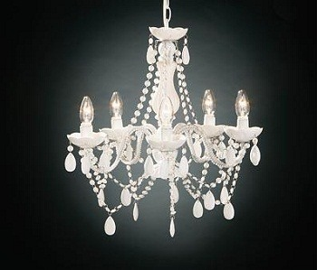 how to ship chandelier