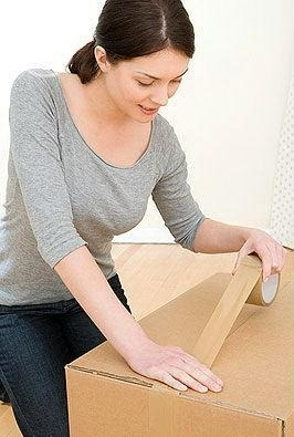 Properly Seal Packages for Shipping