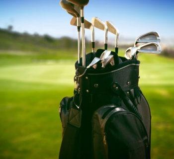 How to ship golf bag