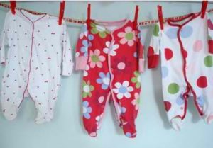 shipping baby clothes