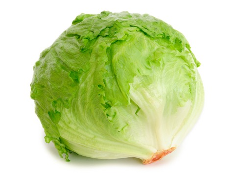 How to pack and ship lettuce heads