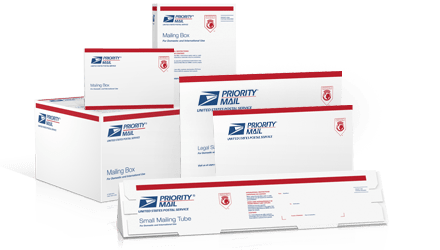 USPS Flat Rate Priority Mail