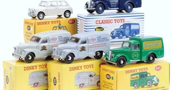 Boxed Toys 34