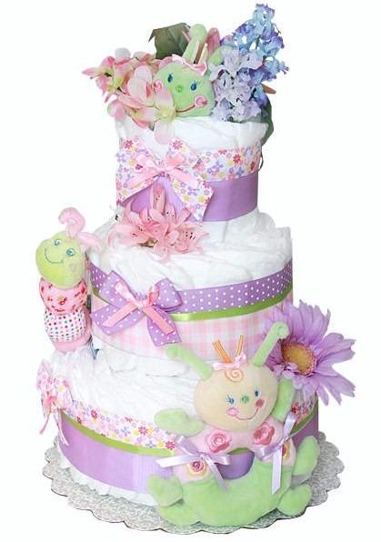 Ship a Diaper Cake