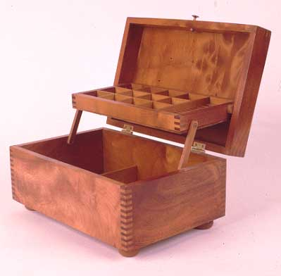 How to Pack and Ship a Wooden Jewelry Box