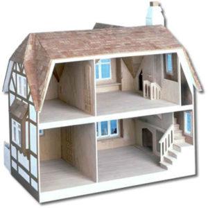 How to Ship a Dollhouse
