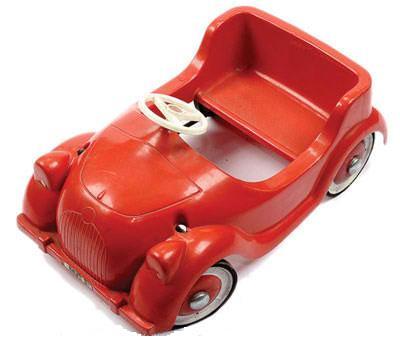 ship a pedal car