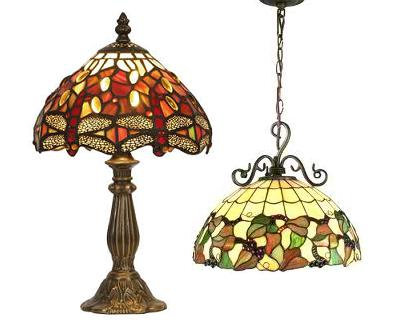Ship a Tiffany Lamp