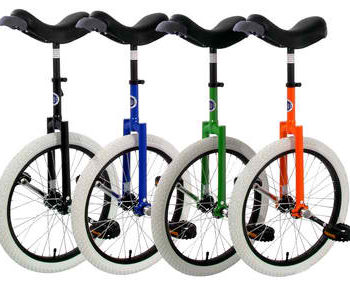 Ship a Unicycle