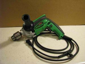 Ship an Electric Drill