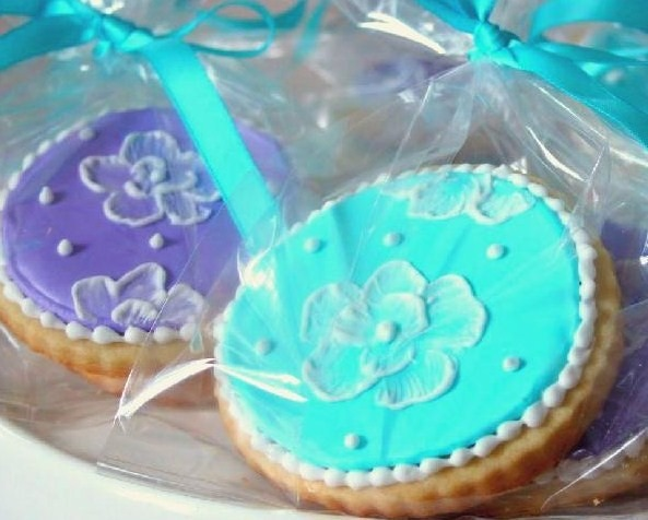 Ship Frosted Sugar Cookies