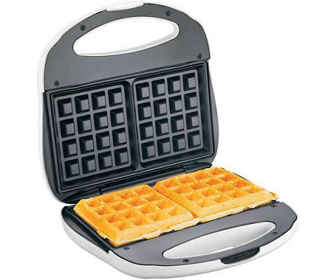 Ship a waffle iron