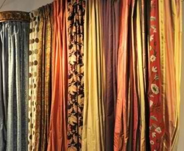 Ship Draperies and Curtains