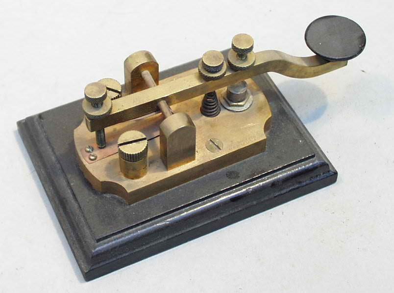 Ship a Telegraph Key