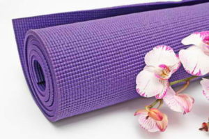 Ship a yoga mat