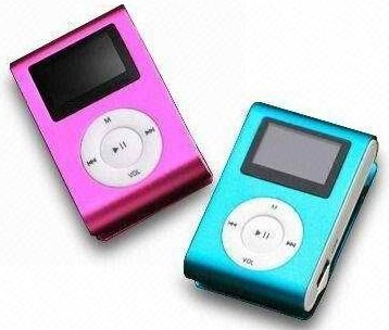 Ship an MP3 Player