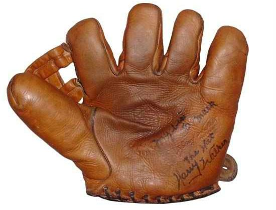 Ship a Baseball Mitt