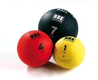 Ship medicine balls