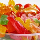 Ship gummi candies