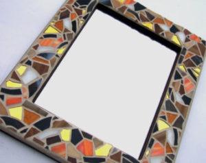 Ship Glass Mosaic