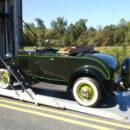Ship a Vintage Car