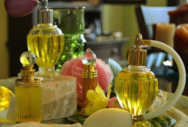 Ship Perfume Bottles