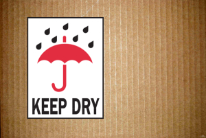 Protecting Shipments From Water Damage