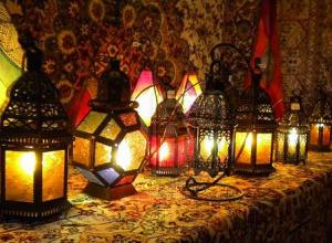 Ship Lanterns and Candle Holders