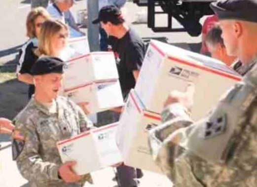 Ship Military Care Packages