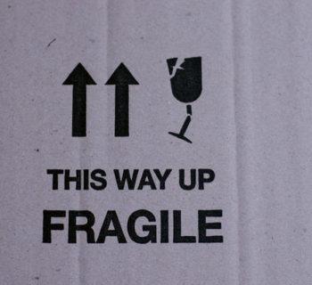 Box Marked Fragile