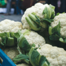 Ship fresh cauliflower