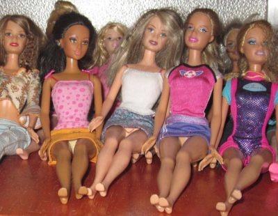 Ship a Barbie Doll