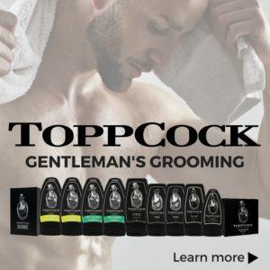 TOPPCOCK GENTLEMAN'S GROOMING