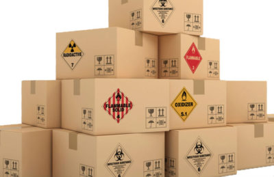 Shipping Hazardous and Dangerous Goods